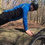Como prevenir a fadiga ao andar de bicicleta?