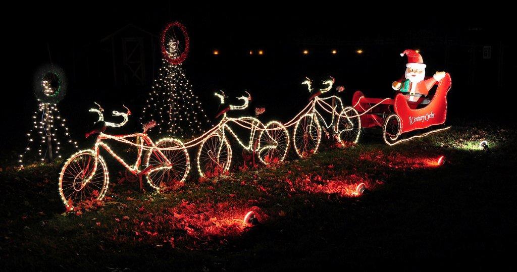 Ideias de presentes de natal para ciclistas