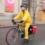 Roupas para pedalar na chuva
