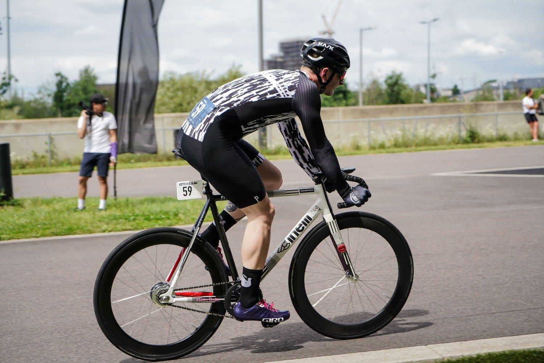 Ganhar massa muscular pedalando