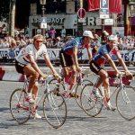 Conheça a história do ciclismo de estrada