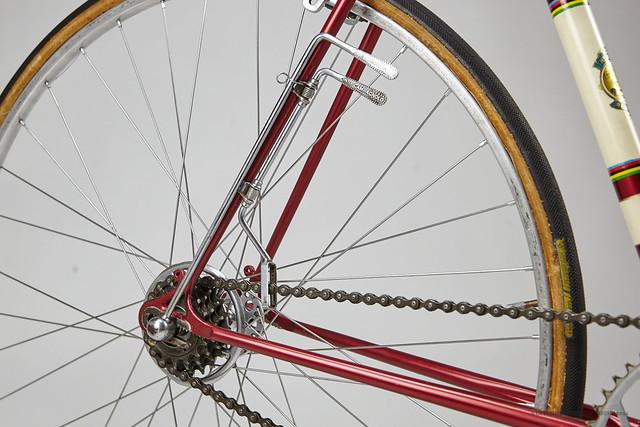 História do ciclismo de estrada, câmbio Campagnolo Corsa