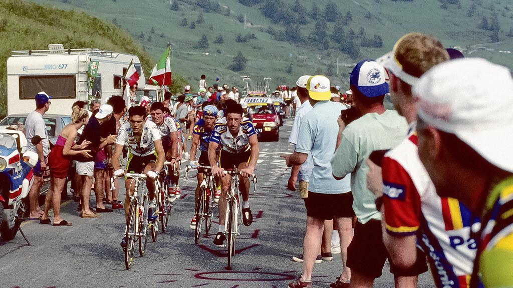 História do ciclismo de estrada, campeonato Tour de France