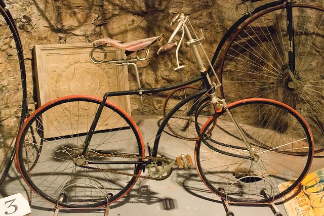 História do ciclismo de estrada, bicicleta Rover
