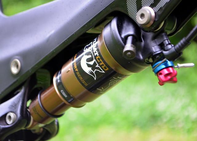 Amortecedor Fox, bike full suspension