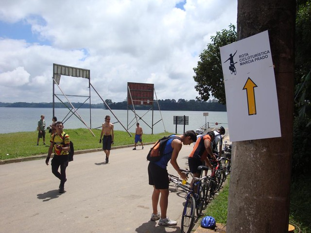 Roteiros de cicloviagens, Rota Cicloturística Márcia Prado