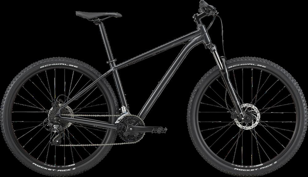 Comparativo de bicicletas MTB de entrada, Cannondale Trail 8, 2020