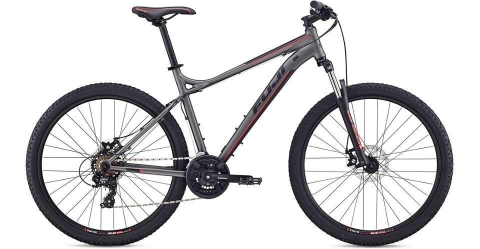 Comparativo de bicicletas MTB de entrada, Fuji Nevada 1.9, 2020
