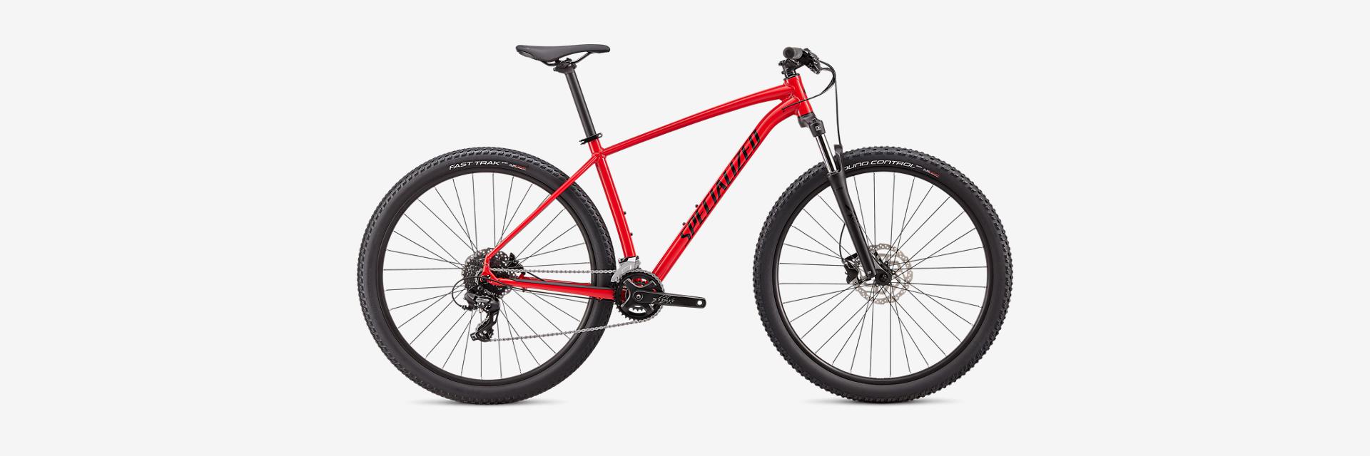 Comparativo de bicicletas MTB de entrada, Specialized Rockhopper 2020