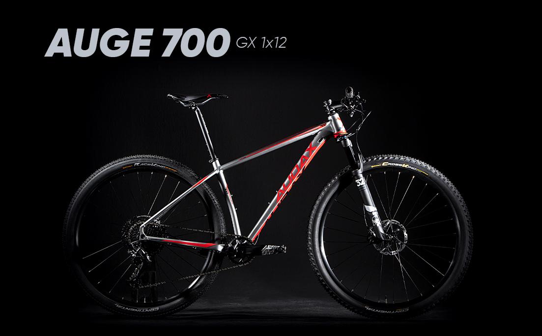 Linha 2020 da Audax, Auge 700