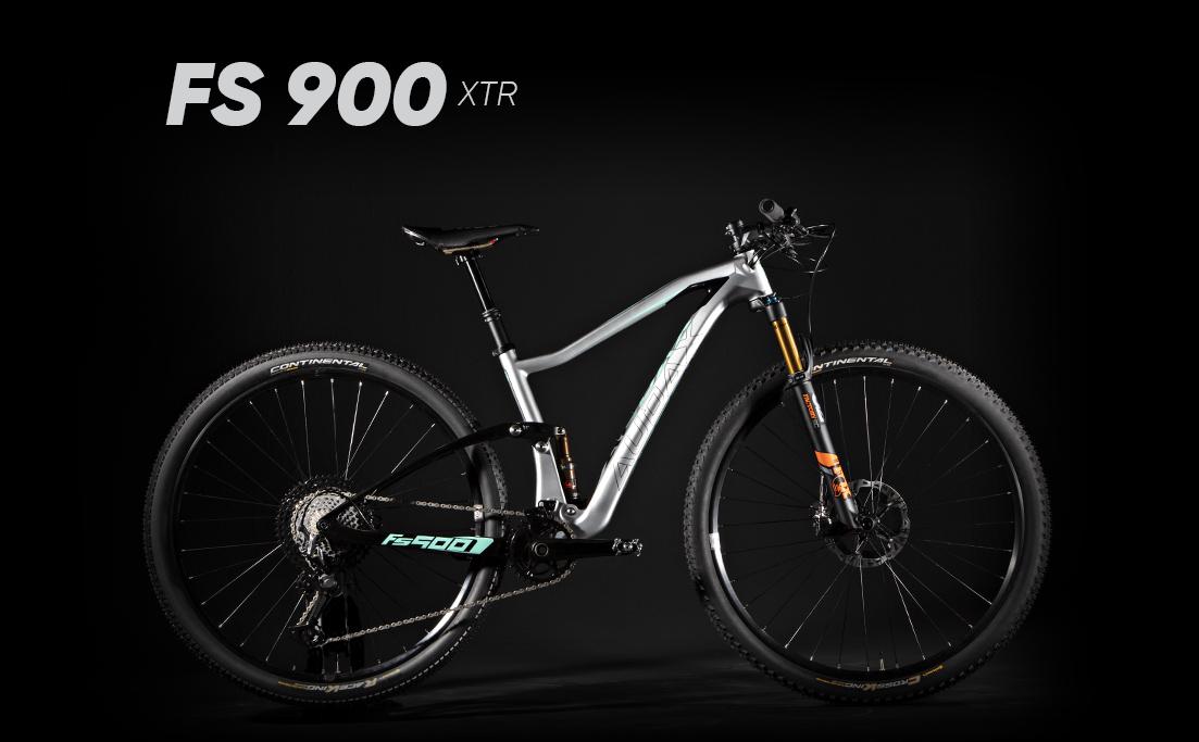 Linha 2020 da Audax, FS 900 XTR