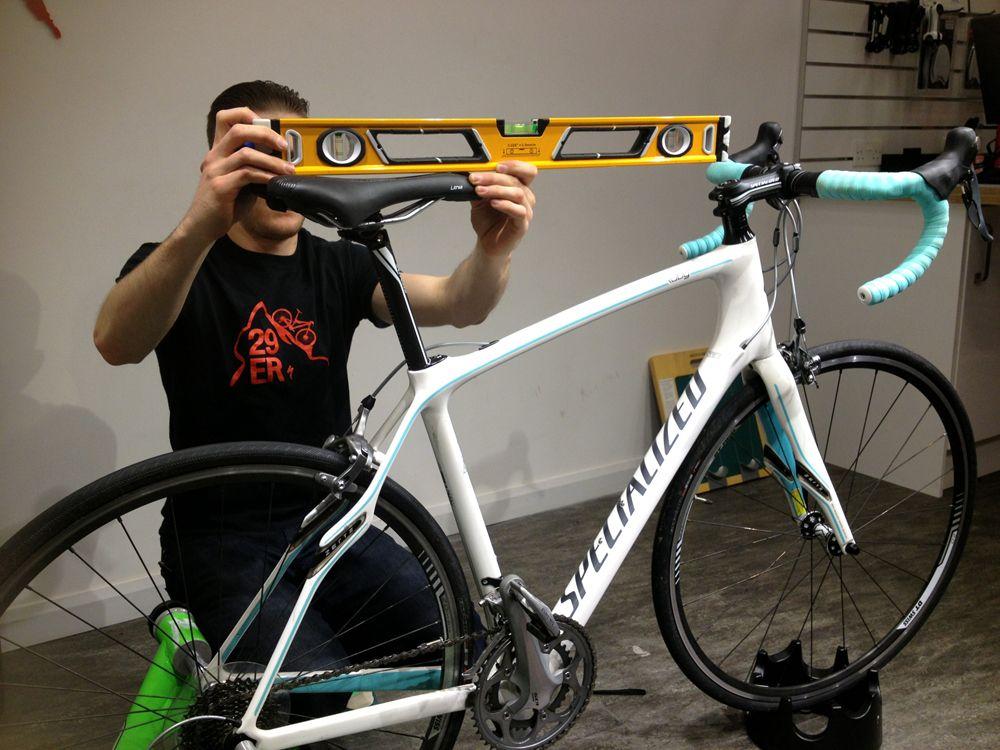 Bike fit, ajuste bicicleta