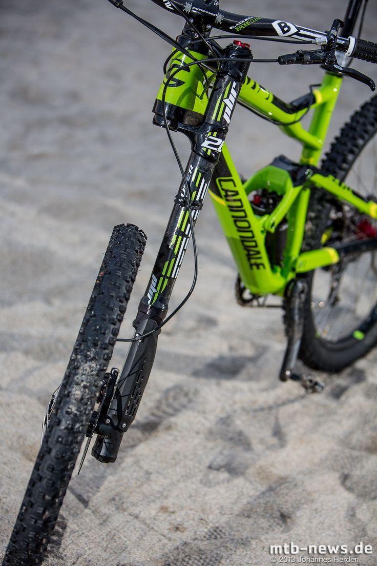 Tecnologia para bicicleta, Cannondale Lefty