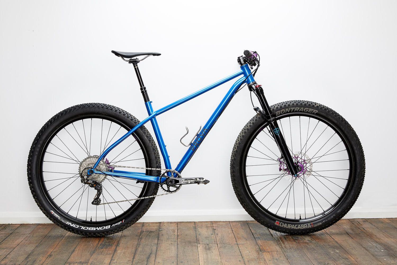 Tecnologia para bicicleta, quadro de aço cromo MTB trail