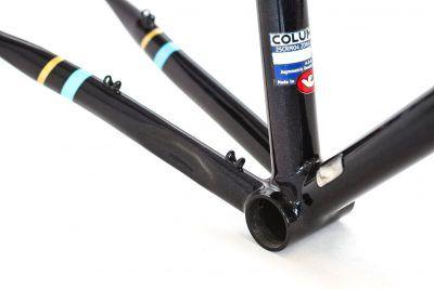 Bicicleta usada, caixa central do quadro