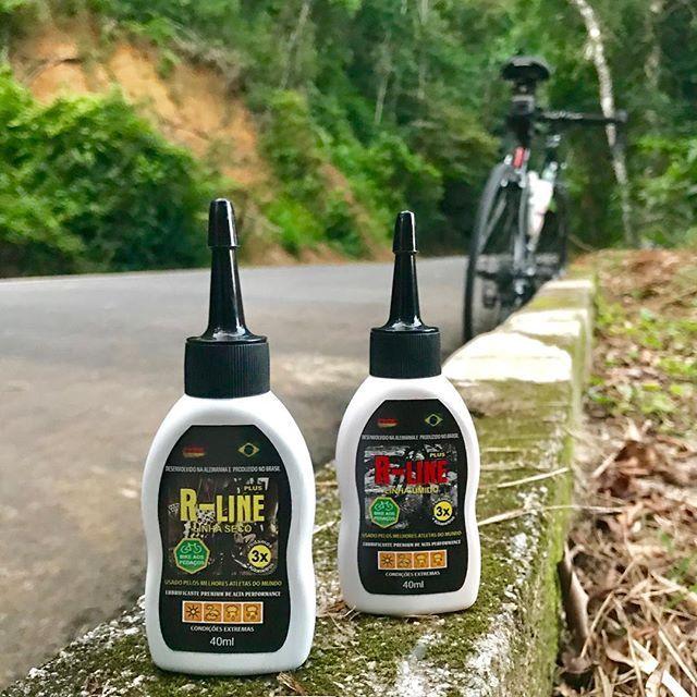 Presente para ciclista, óleo para corrente