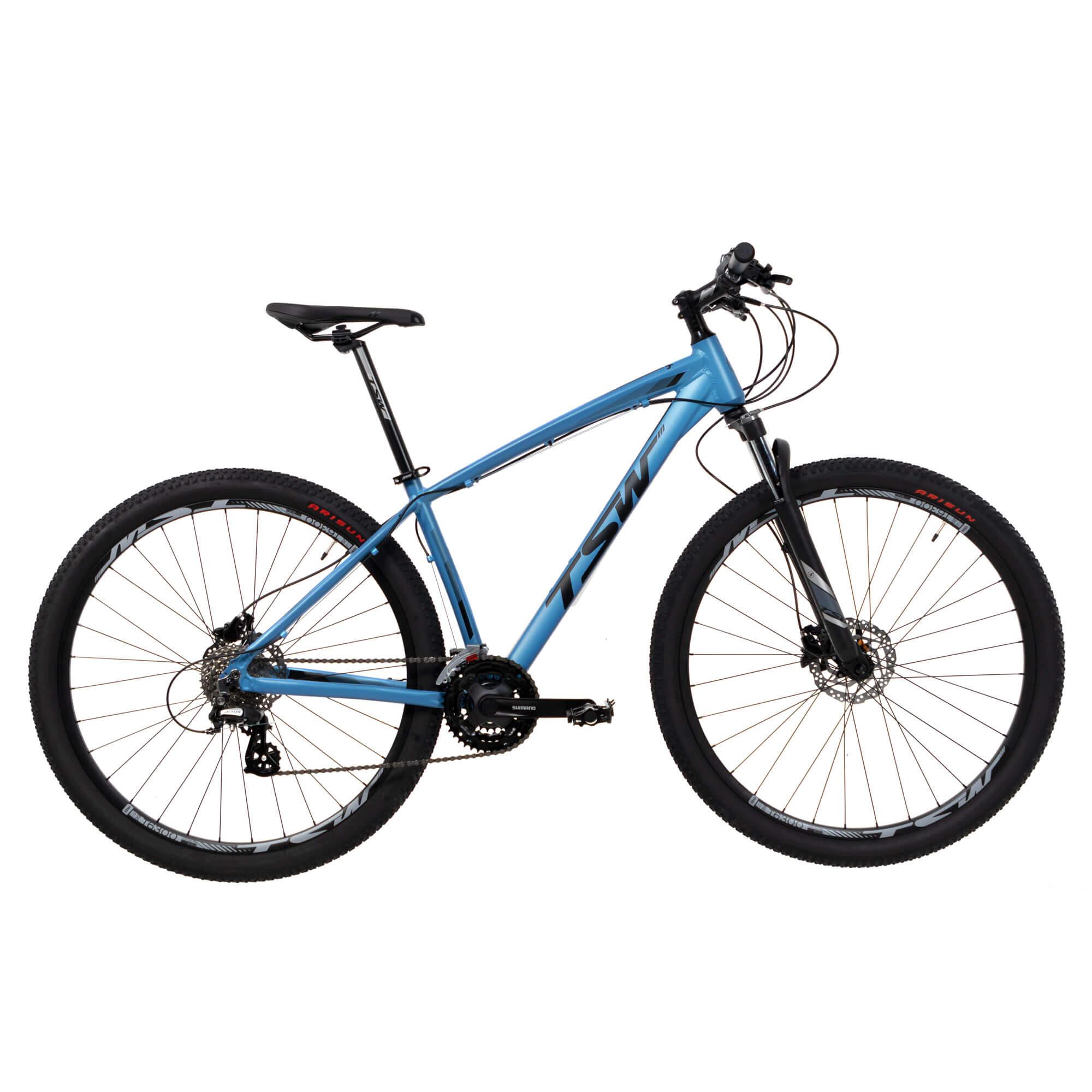 Comparativo de bicicletas MTB de entrada nacionais, TSW Hunch 24v