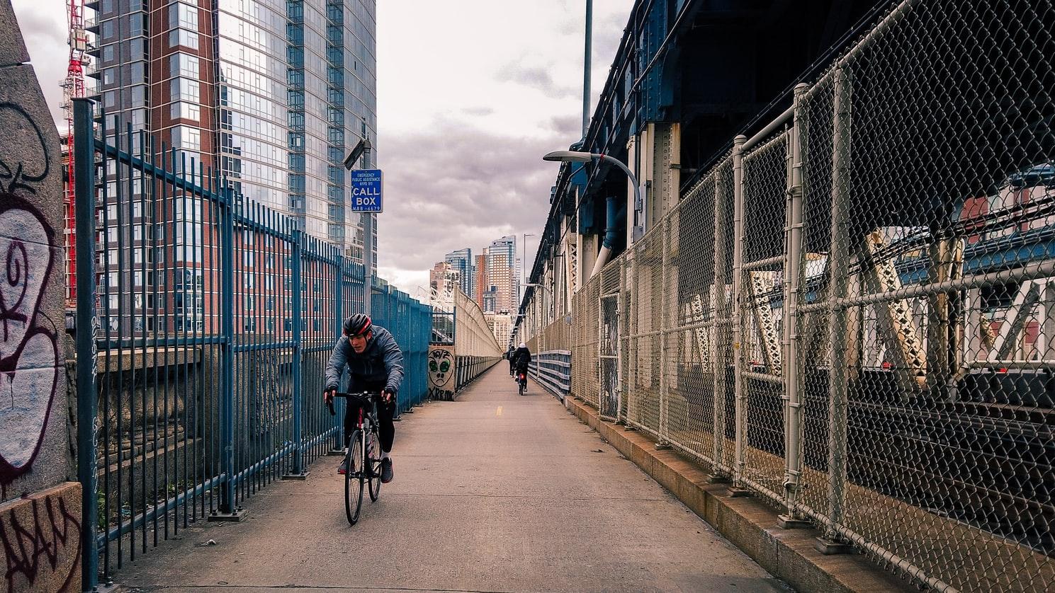 Benefícios de ter um seguro de bicicleta
