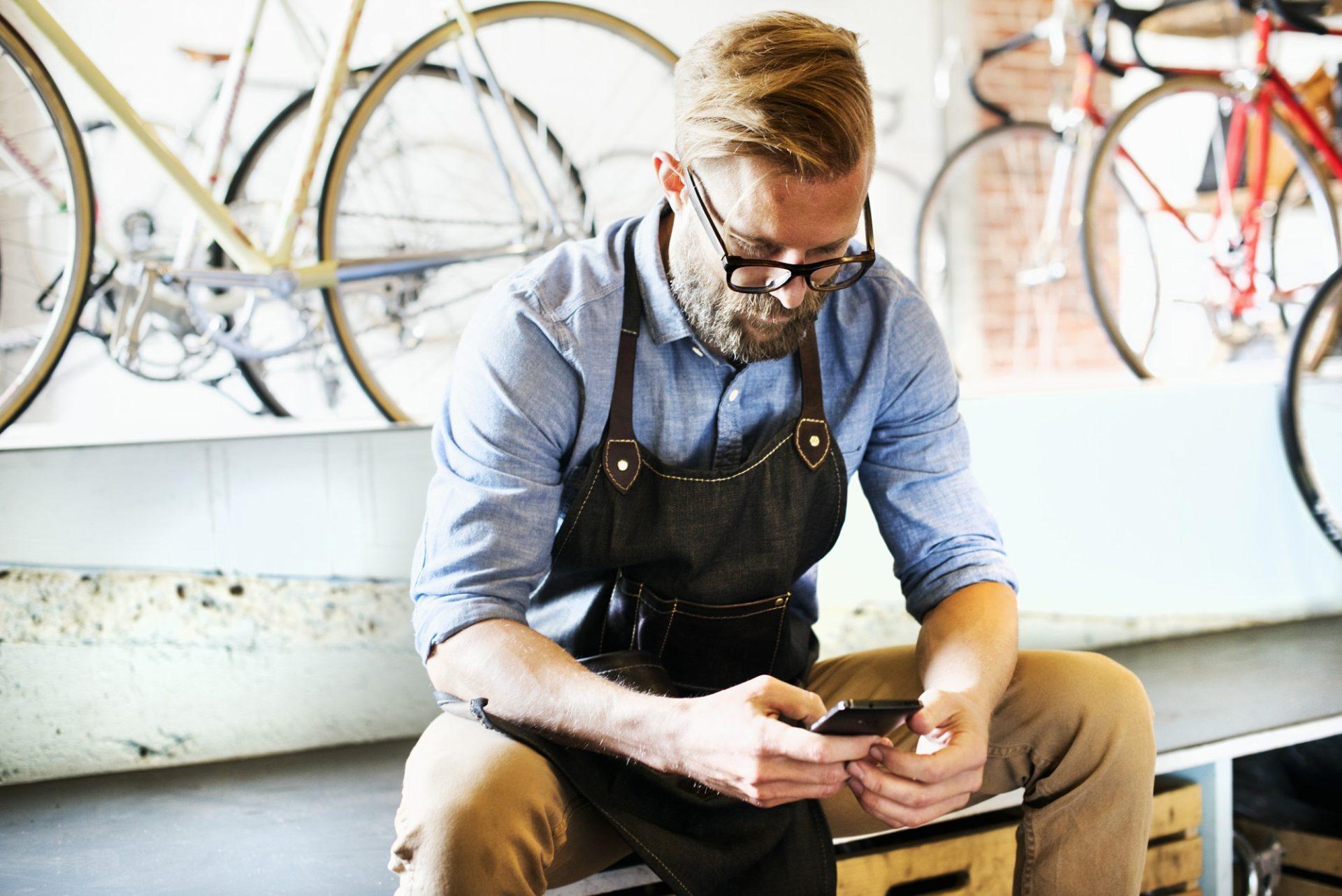 Bike Registrada agora também é um site de compra e venda de bikes