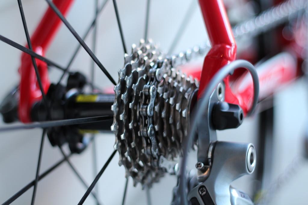 Aumentar a performance, cassete bike speed