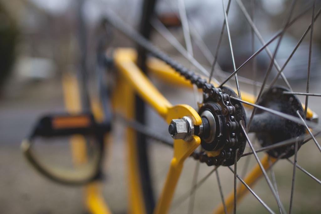 Como aprender a andar de bicicleta, bike single speed