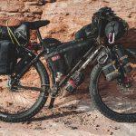 Bolsas para cicloviagens e bikepacking