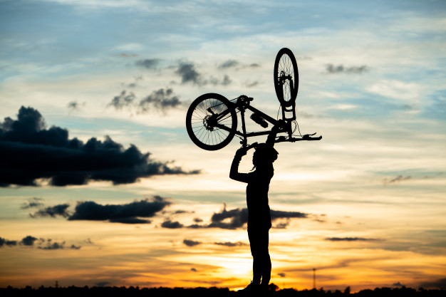 O que é ciclismo de longa distância?