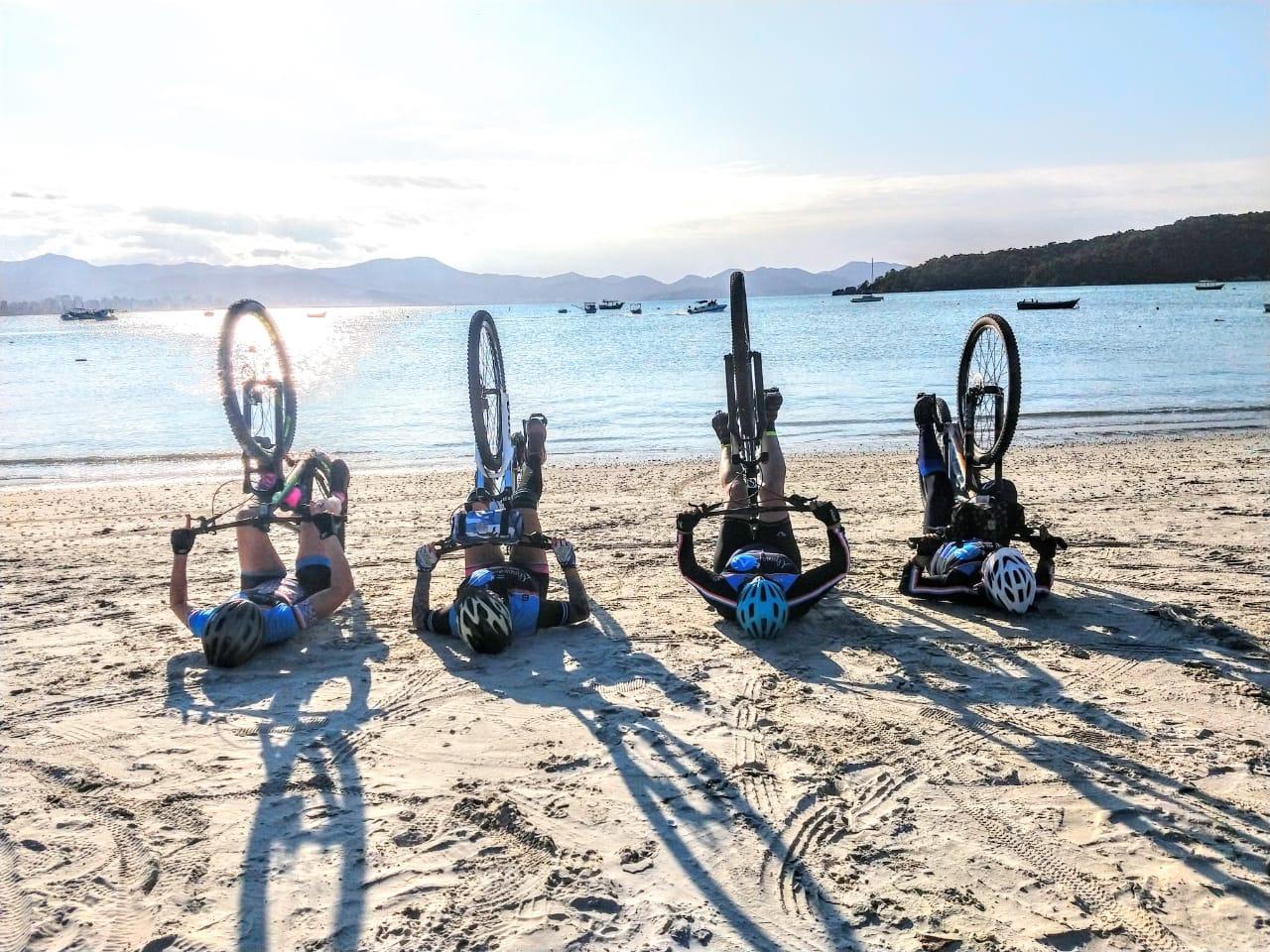 costa verde e mar cicloturismo