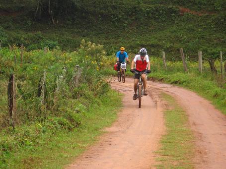 Caminho da Fé de bike