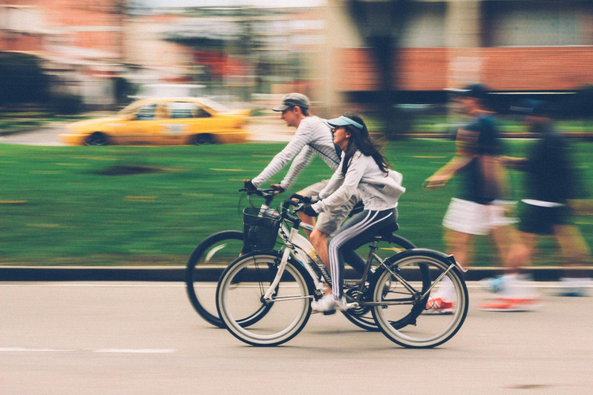 bicicletas compartilhadas no Brasil