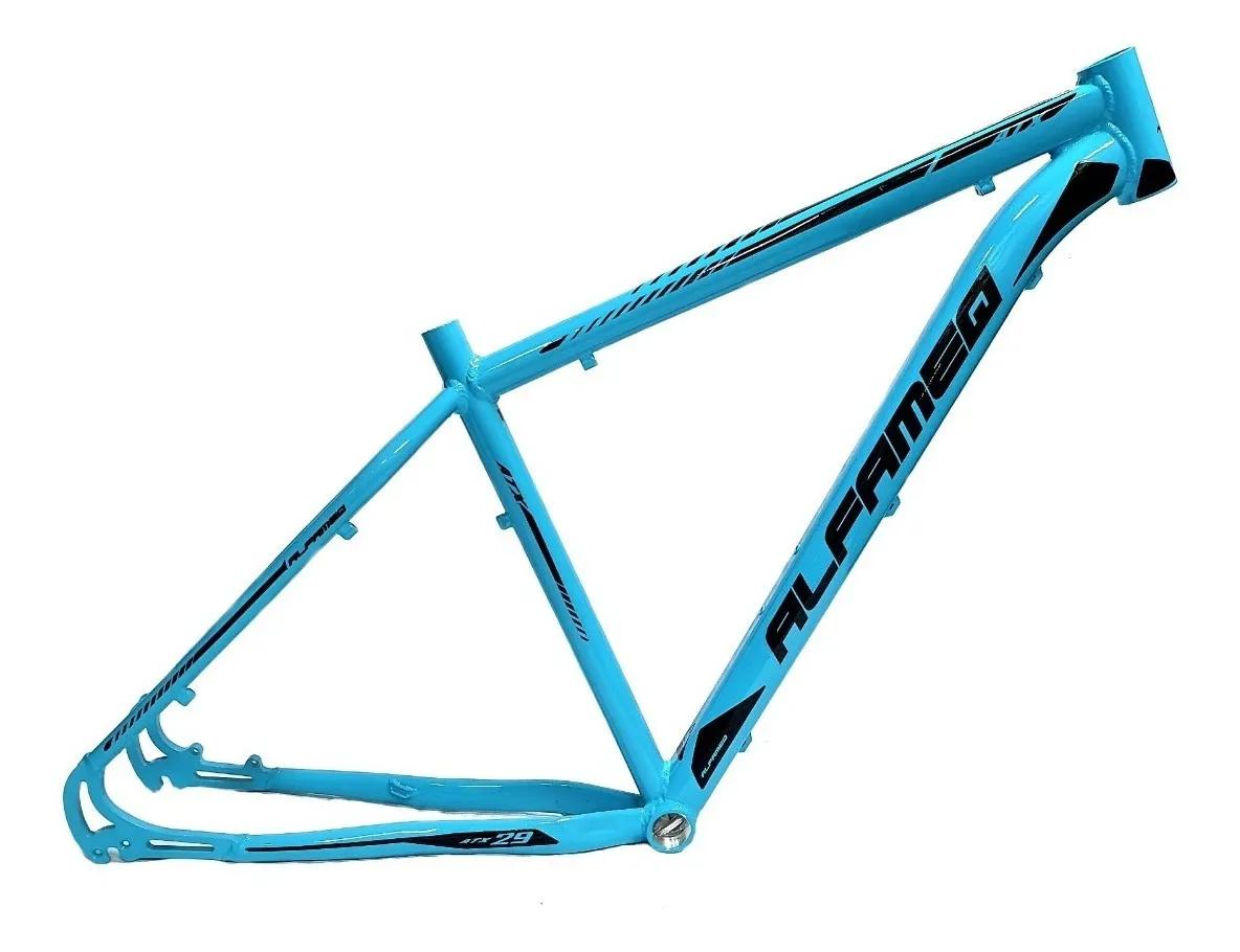 Montar uma bike, quadro Alfameq ATX 29