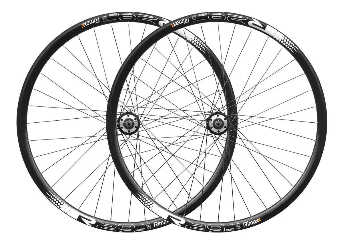 Montar uma bike, rodas aro 29
