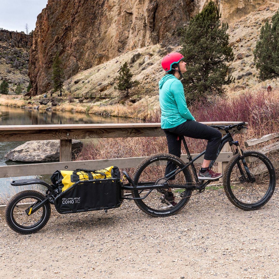 Reboque para bike, bagagem