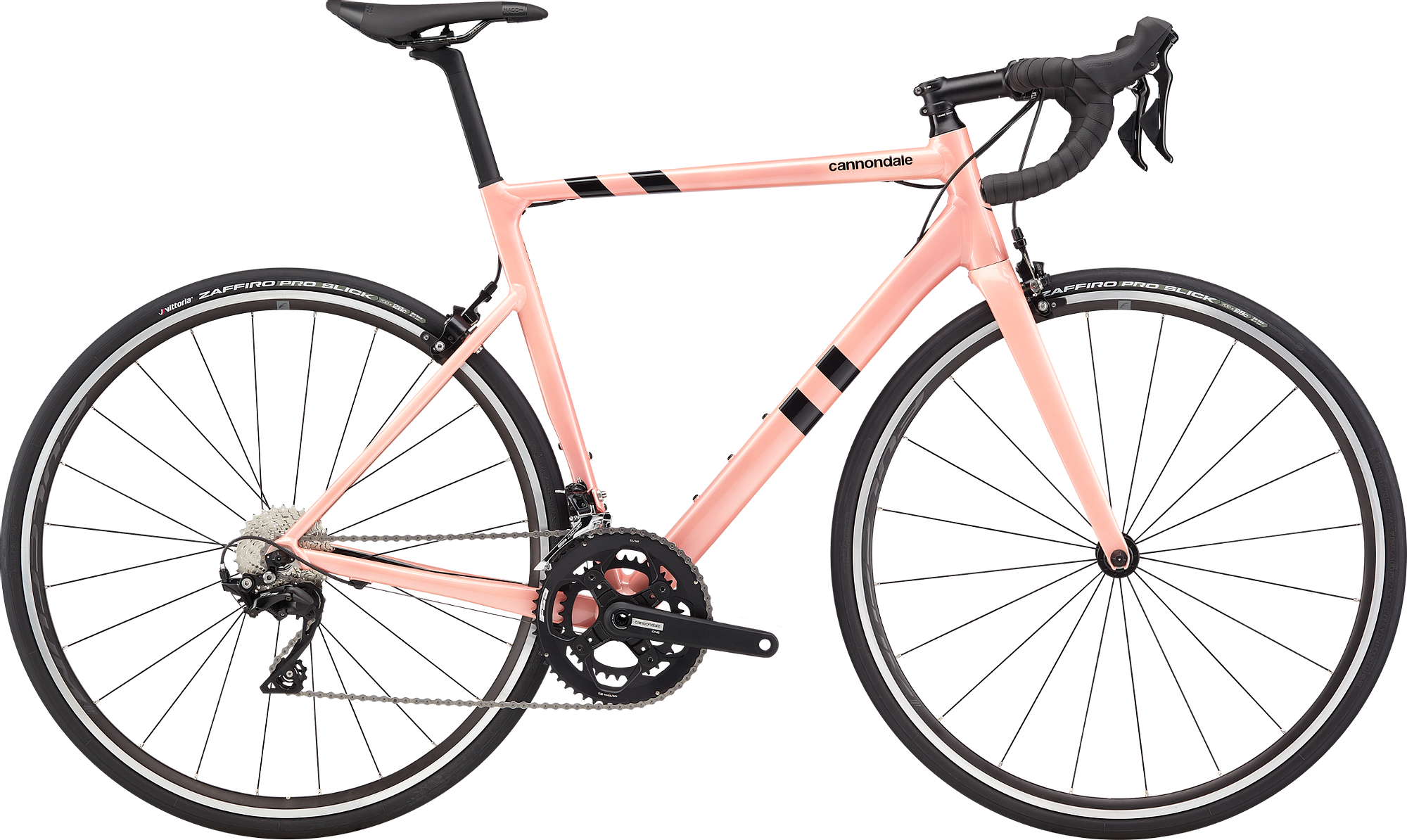 Road bikes intermediárias para mulheres, Cannondale CAAD13 105 Disc