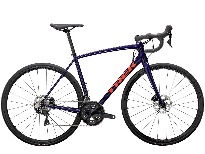 Road bikes intermediárias para mulheres, Trek Émonda ALR 5