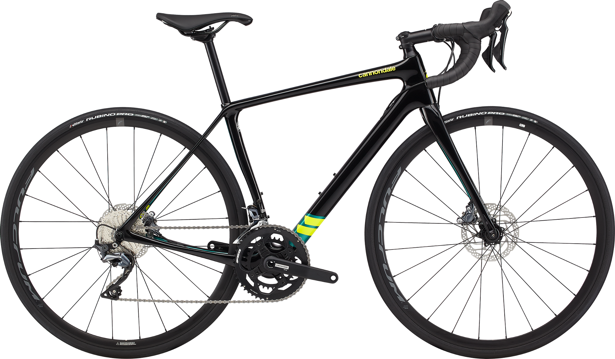 Road bikes intermediárias para mulheres, Cannondale Synapse Carbon Disc Ultegra