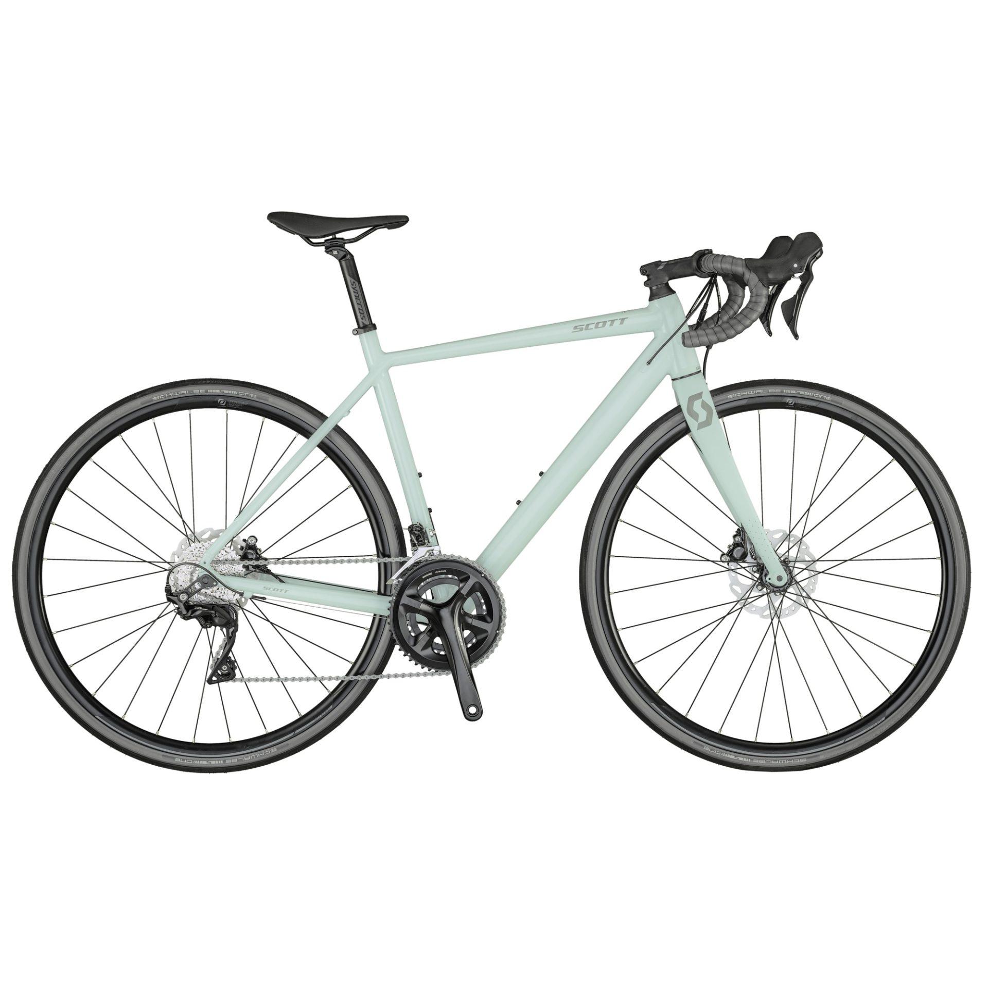 Road bikes intermediárias para mulheres, Scott Contessa Speedster 5 Disc