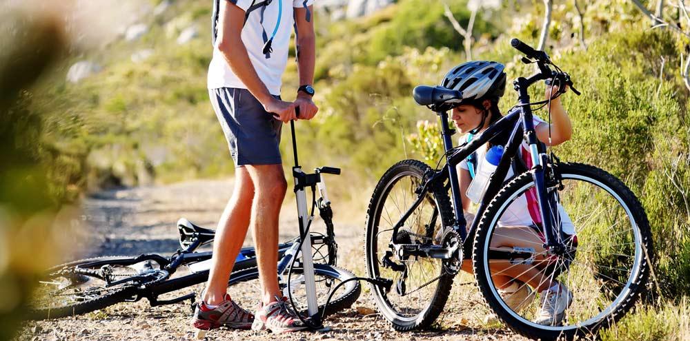como remendar pneu de bike