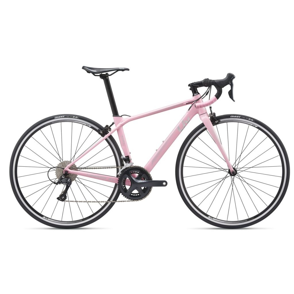 Road bike de entrada para mulheres, Giant 700 Langma Sl 3