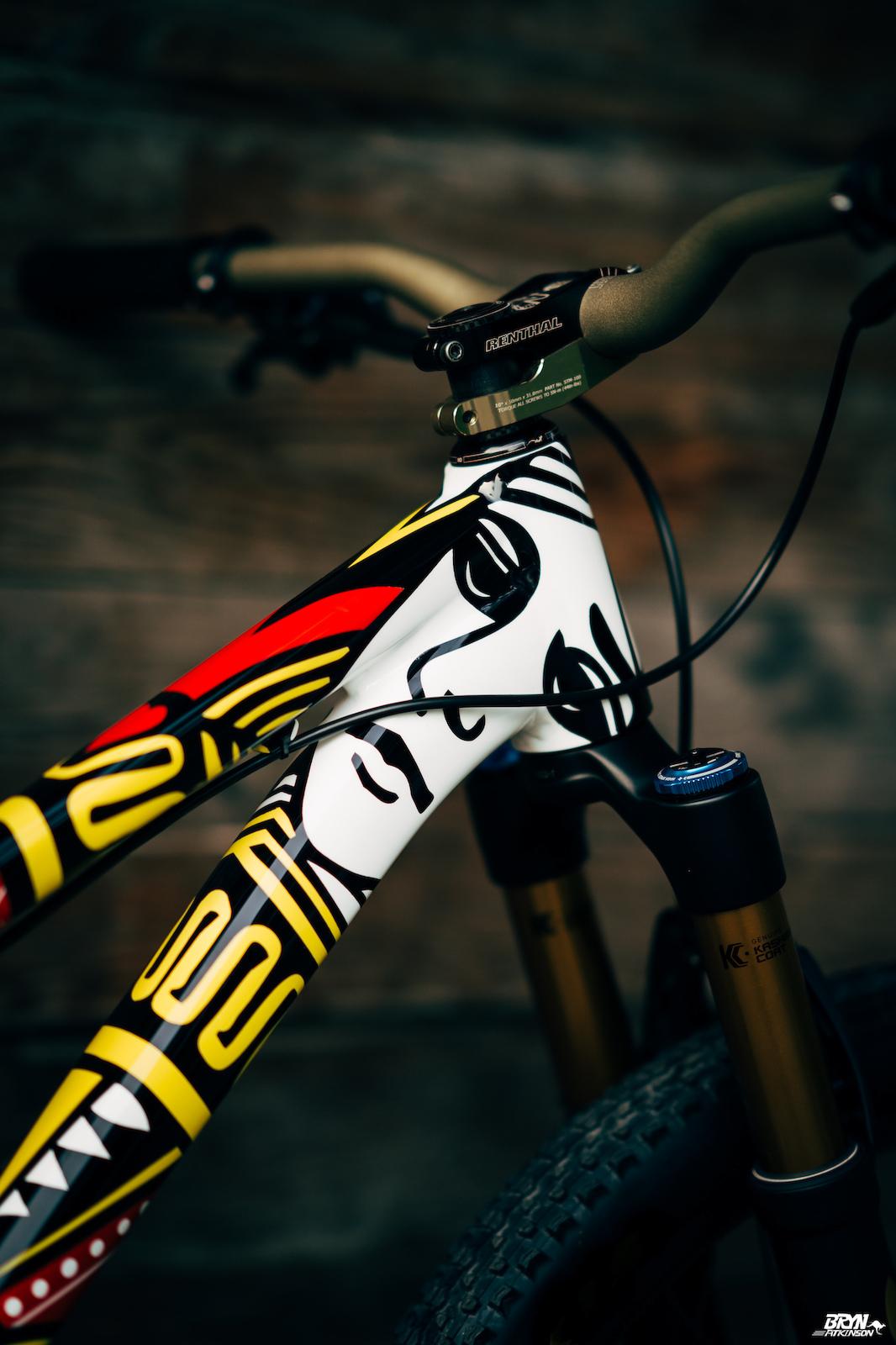 Adesivo para bike: deixe a bicicleta a sua cara