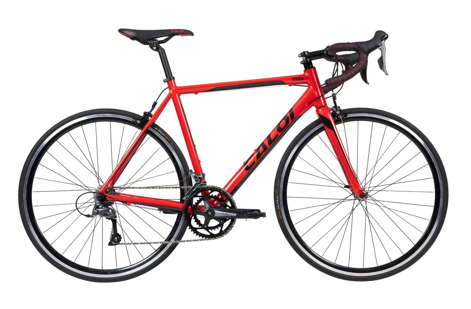 Bicicleta speed barata, Caloi Strada 2021