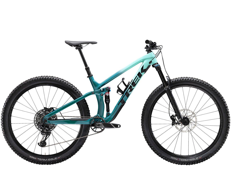 MTB full suspension, Trek Fuel EX 9.7